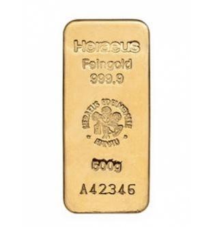Zlaté slitky - 500 g