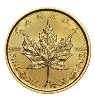 Maple Leaf 2019 1/2 Oz