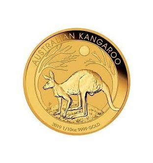 Australian Kangaroo 2019 1/10 Oz