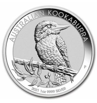 Australian Kookaburra 2021 1Kg
