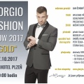 Giorgio fashion show 2017 GOLD