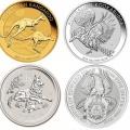 Zlaté a stříbrné mince 2018