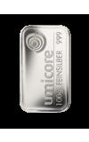 Stříbrné slitky - 100 g