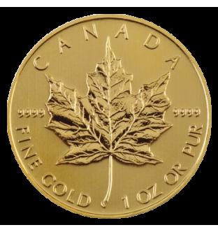 Maple Leaf 2019 1/4 Oz
