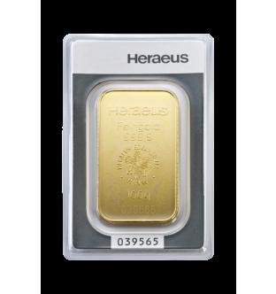 Zlaté slitky - 100 g